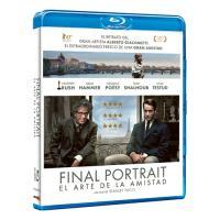 Final Portrait. El arte de la amistad - Blu-Ray