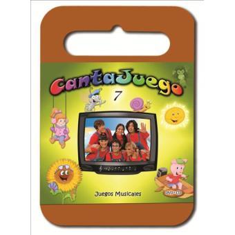 Cantajuego (Volumen 7) + CD - DVD