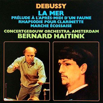 Debussy - La Mer - Vinilo