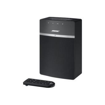 Altavoz multiroom Wi-Fi  Bose SoundTouch 10 negro