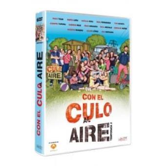Con el culo al aire. Tercera temporada - DVD