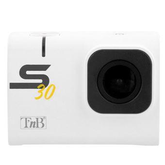 Videocámara sport T'nB S30 4K Blanco