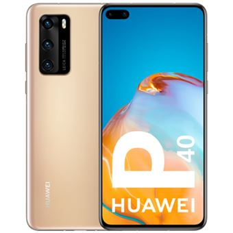Huawei P40 6,1'' 128GB 5G Oro