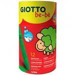 12 ceras Giotto be-bè