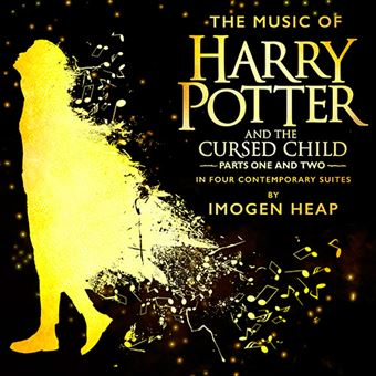 The Music of Harry Potter and The Cursed Child B.S.O. - 2 vinilo