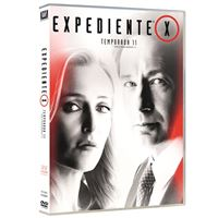 Expediente X - Temporada 11 - DVD