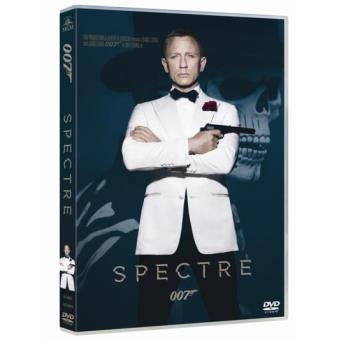 007 Spectre - DVD
