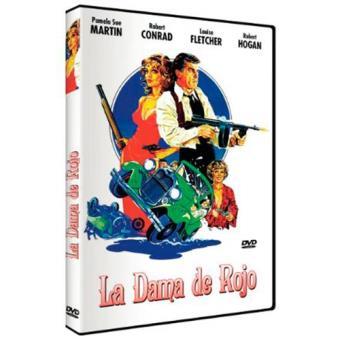La dama de rojo - DVD