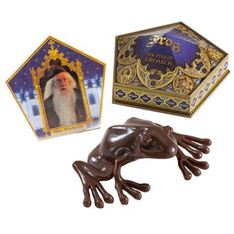 Réplica antiestrés Harry Potter - Rana chocolate