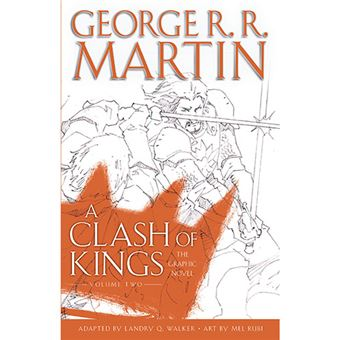 A Clash of Kings - The Graphic Novel Vol. 2