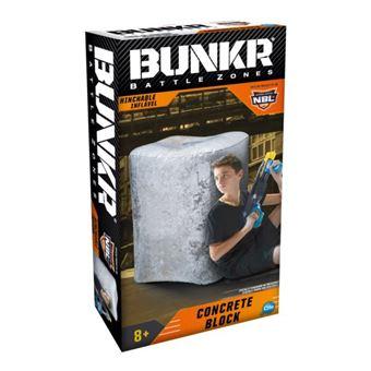 BUNKR Concrete Block