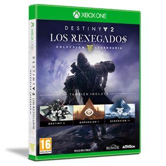 Destiny 2 Colección Legendaria XBox One