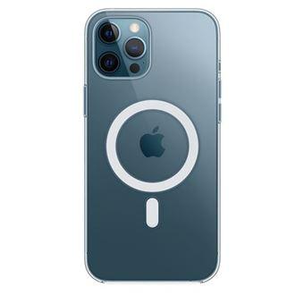 Funda Apple con MagSafe Transparente  para iPhone 12 Pro Max