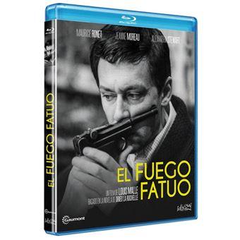 El fuego fatuo - Blu-Ray