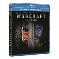 Warcraft - Blu-Ray + DVD Extras