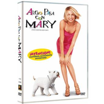 Algo pasa con Mary - DVD