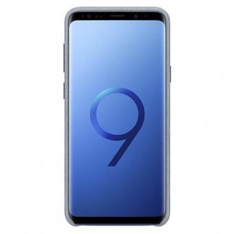 Funda Samsung Alcantara Cover Verde Menta para Samsung S9+