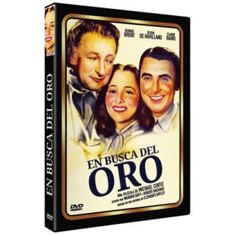 En busca del oro - DVD