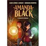 El amuleto perdido (Amanda Black 2) - Libro Firmado