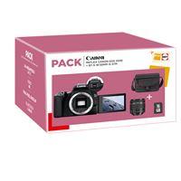Cámara réflex Canon EOS 250D + 18-55IS STM Pack
