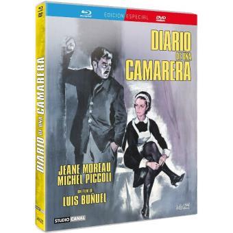 Diario de una camarera - Blu-Ray + DVD