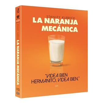 La naranja mecánica - Blu-Ray