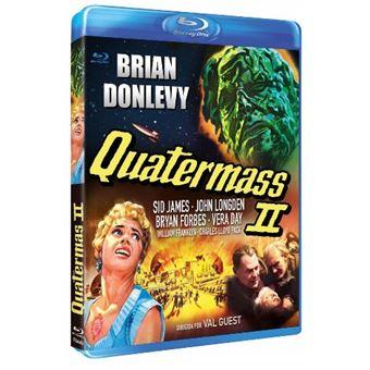 Quatermass 2 - Blu-Ray