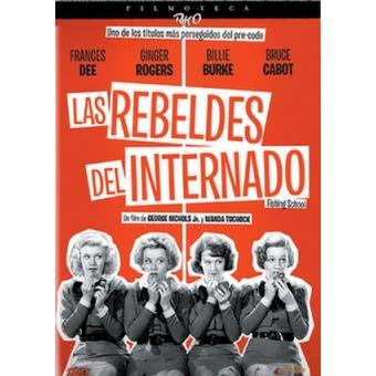 Los rebeldes del internado - DVD