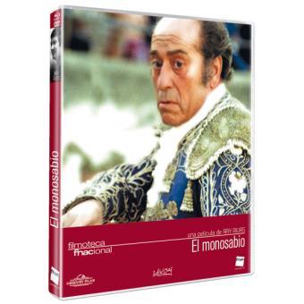 El monosabio - Exclusiva Fnac - Blu-Ray + DVD