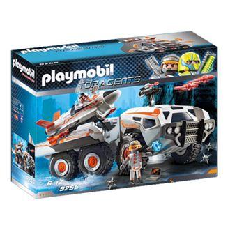 Playmobil Top Agents Camión Spy Team
