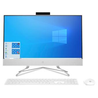 Todo en Uno HP 24-df0096ns 23,8'' Blanco