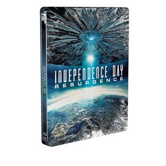 Independence Day: Contraataque - Steelbook Blu-Ray