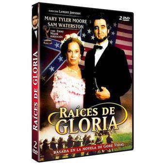 Raíces de Gloria - DVD