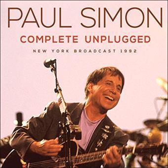 Complete Unplugged - Vinilo