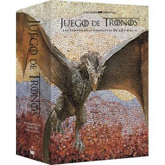 Juego de tronos - Temporadas 1-6 - DVD