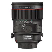 Canon TS-E 24mm f/3.5L II Objetivo