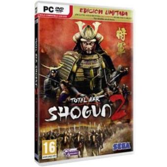 Total War Shogun 2 Edición Limitada PC