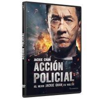 Acción policial - DVD