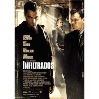 Infiltrados - DVD