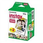 Papel Fujifilm para Instax Mini (2x10 fotos)