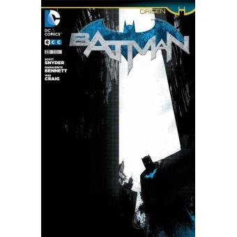 Batman 23 Origen. Grapa