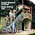 Dvorak - Serenade for Strings / Grieg - Holberg Suite - Vinilo
