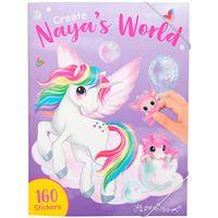 Cuaderno Create Your Ylvi & The Minimoomis Nayas World
