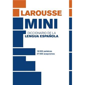 Diccionario Larousse mini Lengua española
