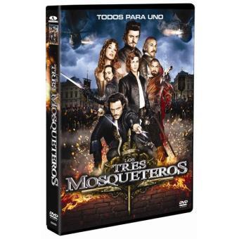 Los tres mosqueteros - DVD