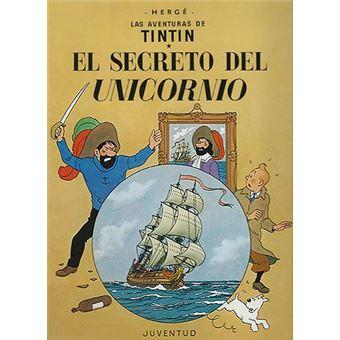 Las aventuras de Tintín 10. El secreto del unicornio