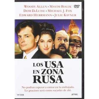 Los USA en la zona rusa (1994) - DVD