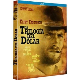 La trilogía del dólar - Blu-Ray