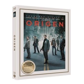 Origen - Blu-Ray