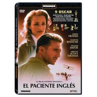 El paciente inglés - DVD